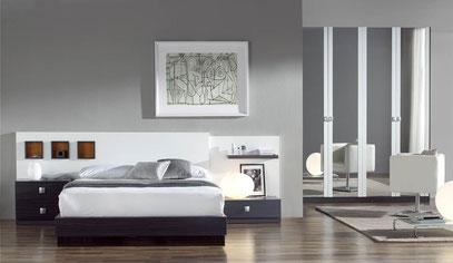 Cajoneras comodas veladores modernos mr muebles for Muebles modulares modernos