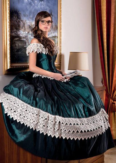 Vestiti dark, victorian, gown, steamunk