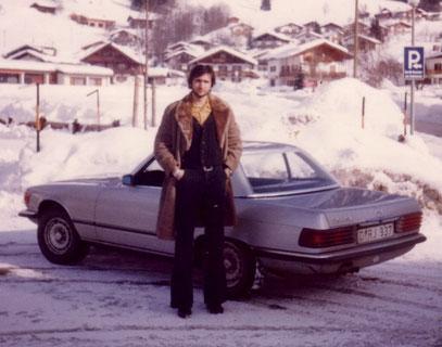 Das Auto meines Vaters...1972 - Damals war es ein Traum, so ein Auto mal zu haben. Eigentlich ist es Heute auch noch ein Traum...