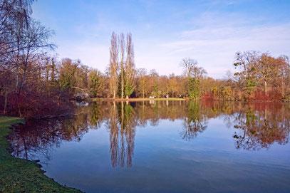 See im Schlossgarten