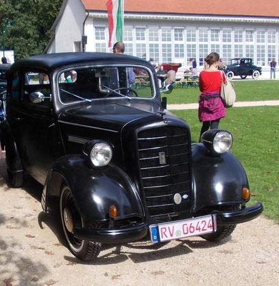 Sommer Ausfahrt  Wolfegg 2013 Opel 1.3lt. 1397 lz
