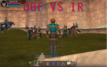 OBF VS IR?