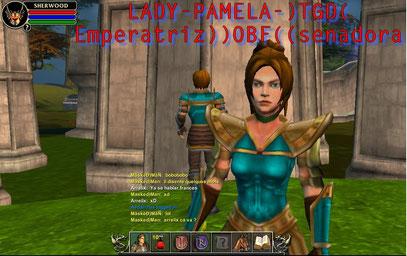 LADY PAMELA -)TGD(