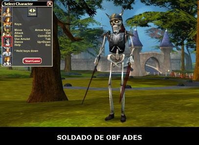soldado do obf ades
