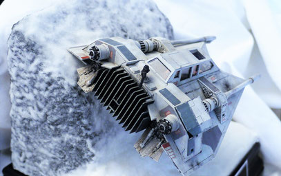 Snow Speeder Bandai 1/48
