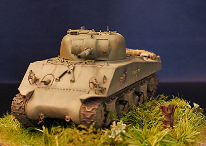 M4A3.Sherman Hobby Boss 1/48