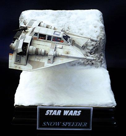 Snow Speeder Bandai 1/48
