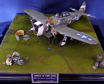 P-47D Razorback Trumpeter 1/32