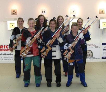 Lindner Anna,Eichhorn Marie,Katja Leibhard,Linda Lühne,Sandra Heinrich,Bauer Simon,Christine Schinko