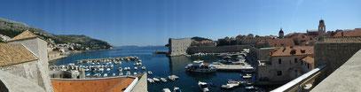 Hafen von Dubronik
