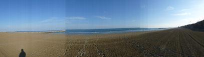 Strand von Cavalino