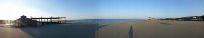 Ulzinj mit Strand