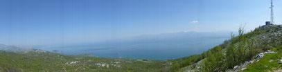 Montenegro Skutari See