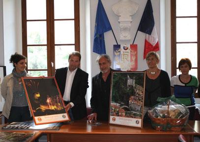 Fulvio Gazzola et Jamila Chila ont offert de belles photos de Dolcéacqua.
