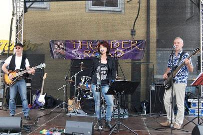 Thunder Road bei ARTige Samstage in Kaufbeuren am 02.08.2014