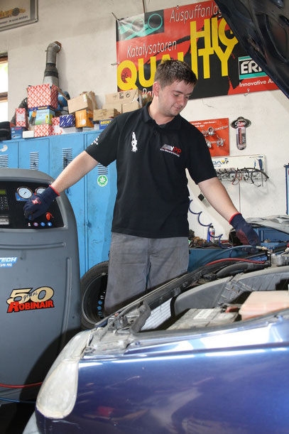 Klimaanlagenservice: PP-KFZ - Ihre günstige Autowerkstatt