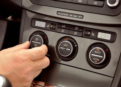 Klimaanlagen Check im KFZ meisterbetrieb Protze, Ihrer günstgen KFZ-Fachwerkstatt.