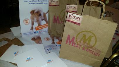 Wash Dog und Elivers .... unsere Sponsoren