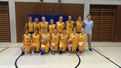 Team U19 NRW-Liga 2013/14