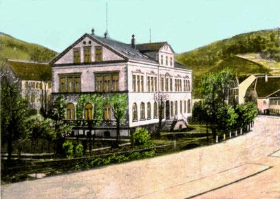 Die Deutsche Uhrmacherschule ausgangs des 19. Jahrhunderts