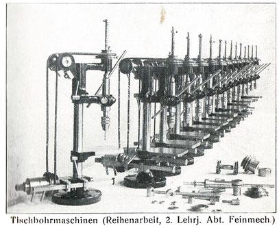 Quelle: Festschrift zum 50. Jährigen Bestehen der DUS 1928