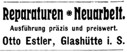 Quelle: Allgemeines Journal der Uhrmacherkunst Nr. 12 vom 15. Juni 1907 S. 192