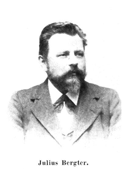 Erster Direktor der Uhrenfabrik Union Glashütte.Quelle: Allgemeines Journal der Uhrmacherkunst Nr.: 09 vom 01. Mai 1907 S.136