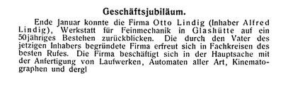 Leipziger Uhrmacher-Zeitung Nr.04 vom 15. Febr.1905 S.60