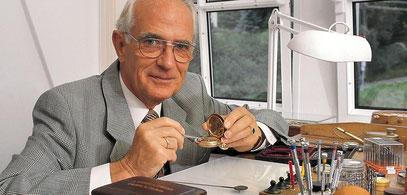 (4) Walter Lange im Alter von 75 Jahren