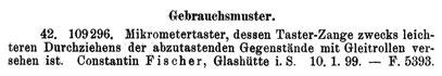 Quelle Handelszeitung für die Gesamte Uhrenindustrie Nr.05 vom 01. März 1899 S.60
