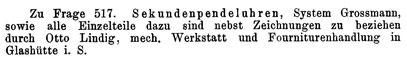 Handelszeitung für die gesamte Uhrenindustrie Nr.24 vom 15.Dez.1897 S.11