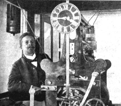Karl Edmund Anton Pfeiffer 1919