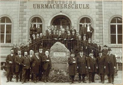 Unbekannter DUS Jahrgang vor 1914