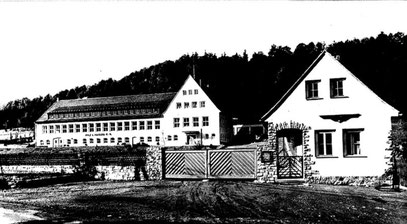 [4 Pilz & Hayard KG; Altenberger Str. 31 um 1938