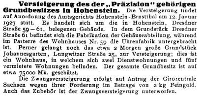 AJU Nr. 48 v. 26. Nov. 1926 S. 934