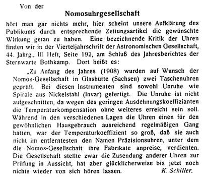 Quelle: Leipziger Uhrmacher-Zeitung Nr.16 v.15.08.1909 S.246
