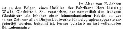 Quelle: Deutsche Uhrmacher-Zeitung Nr.39/40 vom 26. Sept. 1942 S.194