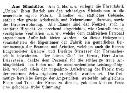 AJU Nr.10 v. 15. Mai 1899