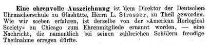 Quelle: Deutsche Uhrmacher-Zeitung Nr.23 vom 01. Dez.1892 S.184