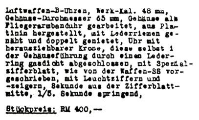 Quelle: ALS Versandbuch vom 12.11.1941 S.9096