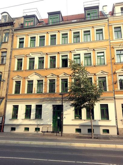 Leipzig; Lützner Straße 101