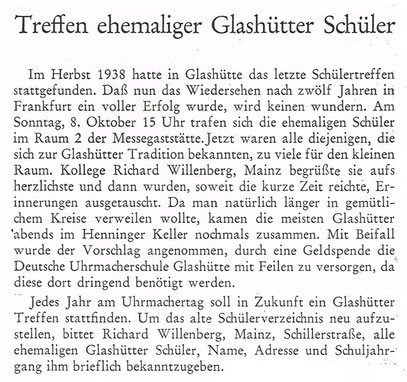 Quelle: Neue Uhrmacher-Zeitung Nr.20 von 1950 S.671