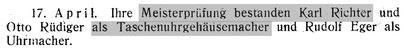 Quelle: Saxonia Heft 24 vom Juni 1924 Anzeigenteil