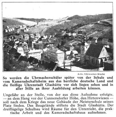 Quelle: Die Uhrmacher-Woche Nr.18 vom 27. Apr. 1940 S.106