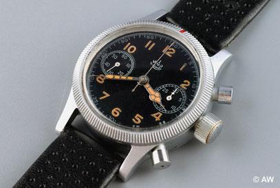 UROFA Kaliber 59 aus 1. Moskauer Uhrenfabrik 1949 Nr. 01640