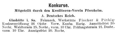 Quelle:Handelszeitung für die Gesamte Uhrenindustrie v.15.11.1899 S.19