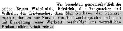 Quelle: Allgemeines Journal der Uhrmacherkunst Nr.20 vom 15. Okt. 1890 S.298