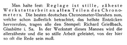 [5] Deutsche Uhrmacher-Zeitung Nr. 38 vom 20. Sept. 1924 S. 604