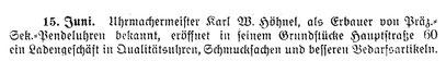 Quelle: Saxonia Nr.22 von 1922 S. 21