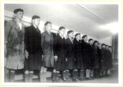 Der 1. Jahrgang 1934
